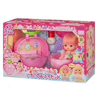 任選日本小美樂娃娃 小美樂洗澡草莓屋 PL51511 原廠公司貨