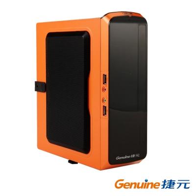 Genuine捷元 Avbody BQ660-1T/G5400/4G/250G SSD/Win10