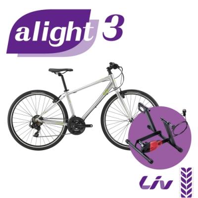 GIANT ALIGHT 3+手動阻力訓練台 室內騎乘套組