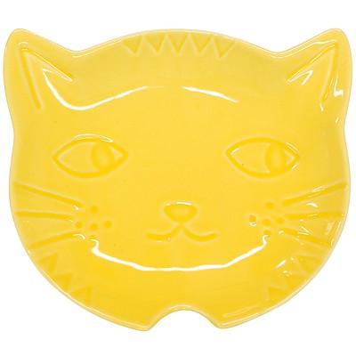 《NOW》陶瓷鏟匙盤(貓咪)