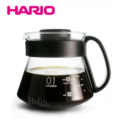 HARIO 微波耐熱咖啡壺 360ml(XVD-36B)