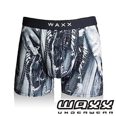 WAXX 印地安傳說運動快乾型四角內褲