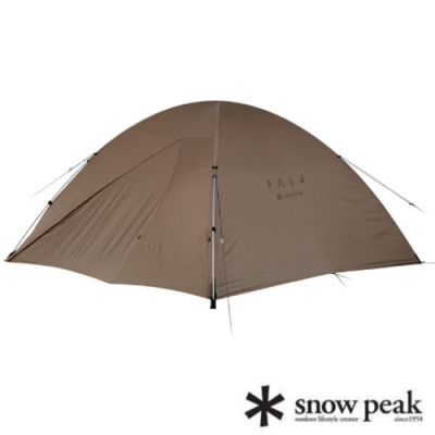 Snow Peak FAL 4登山帳 Pro.air