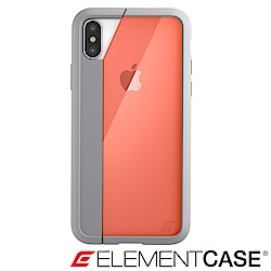 美國 Element Case iPhone XS / X Illusion防摔手機殼-橘