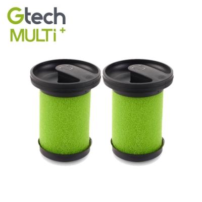 英國 Gtech 小綠 Multi Plus 原廠專用濾心(2入組)