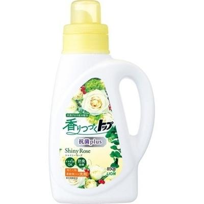 日本LION Shiny rose抗菌洗衣精850g