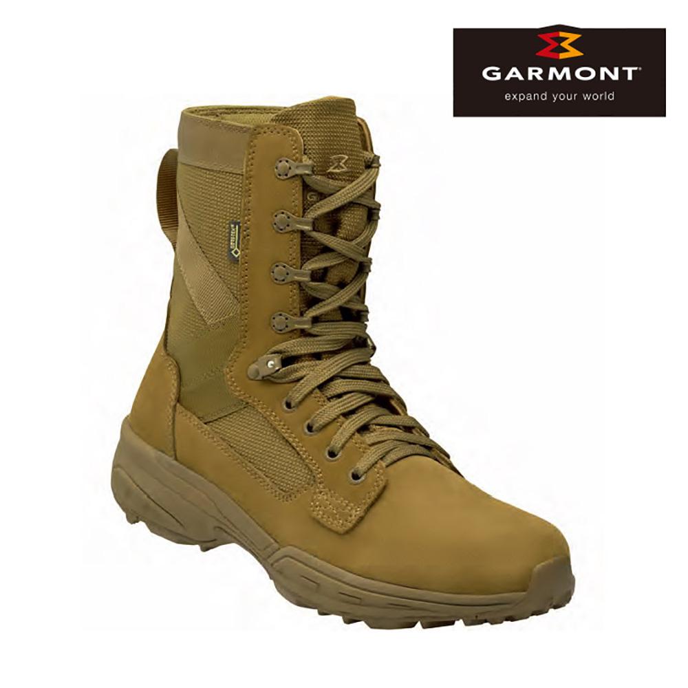 GARMONT 男款高統Mission軍靴T8 NFS 670-狼棕