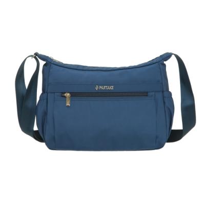 【PARTAKE】E1-側背包(大)-深藍 PT20-E1-63NY