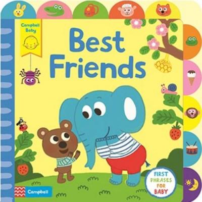 Little Tabs:Best Friends 我的好朋友常用句學習書