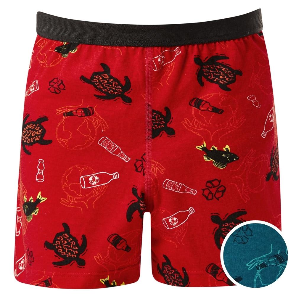DADADO-海洋 140-160 男童內褲(藍綠)品牌推薦