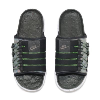 Nike ASUNA CRATER SLIDE 男休閒拖鞋-黑-DJ4629002