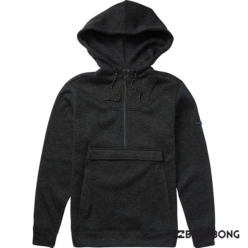 BILLABONG-BOUNDARY FURNACE連帽上衣-黑