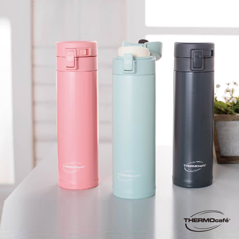 THERMOcafe凱菲不鏽鋼真空保溫瓶0.48L(TC-480)