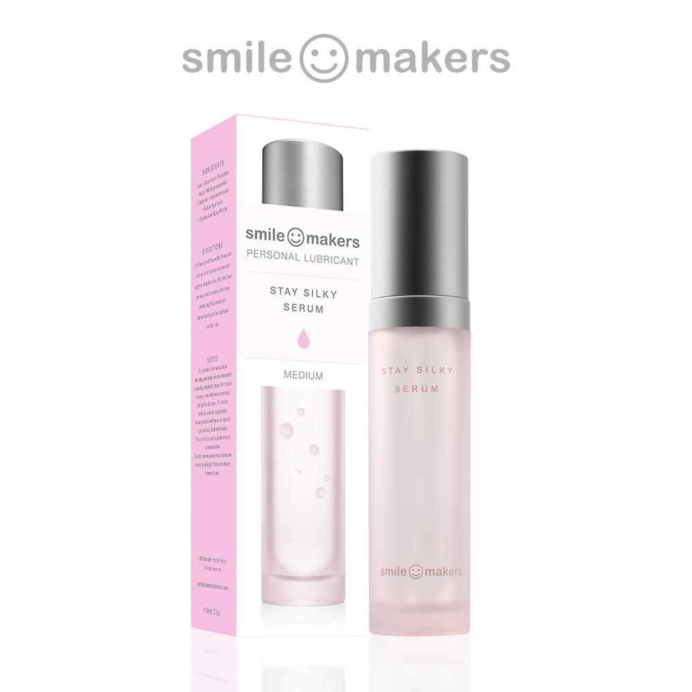 Smile Makers -情趣水性潤滑液 -絲柔精華凝露型