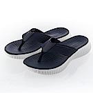 SKECHERS 男 休閒系列 涼拖鞋 ELITE FLEX - 51721NVY
