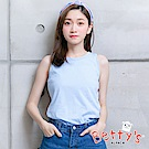 betty's貝蒂思 純色背心(淺藍)