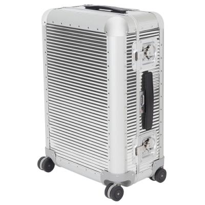 FPM MILANO BANK Reflective Steel系列 27吋行李箱 不鏽鋼 (平輸品)