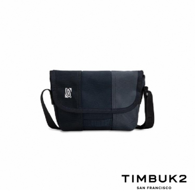 Timbuk2 Micro Classic Messenger 迷你郵差包 - 灰藍黑拼色