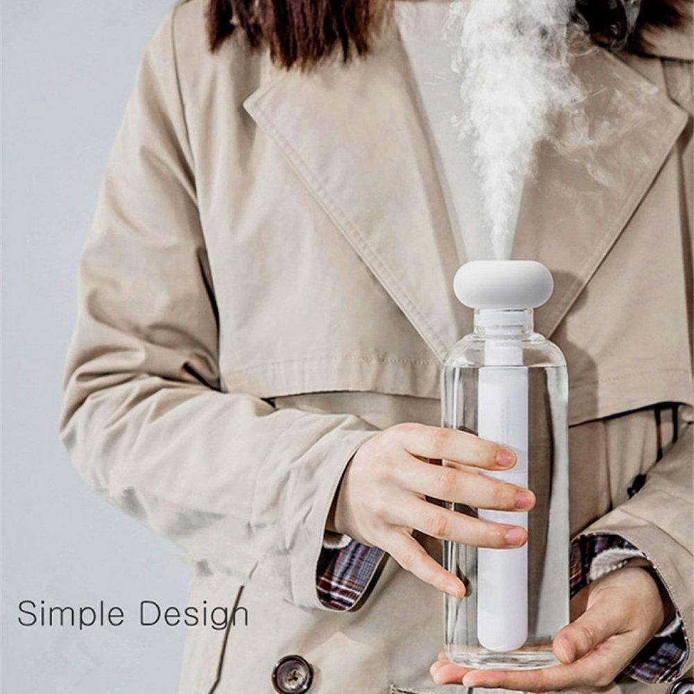 Donut Humidifier 甜甜圈 水妹妹礦泉保濕噴霧化機 加濕器 精油香薰涼霧機