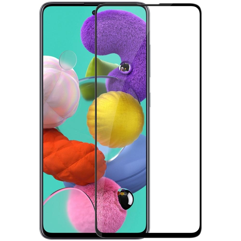 NILLKIN SAMSUNG Galaxy A51 3D CP+ MAX 滿版玻璃貼