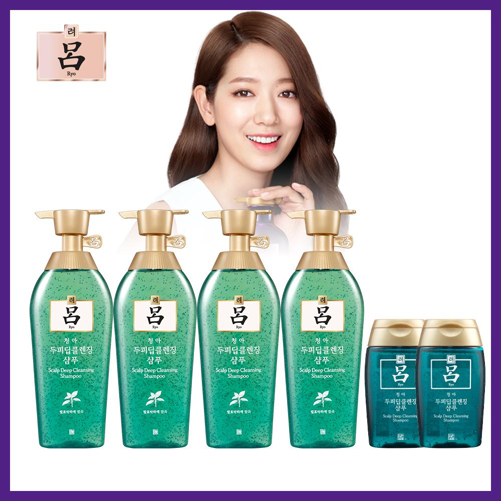RYO呂 油性髮適用頭皮養護超值加量組