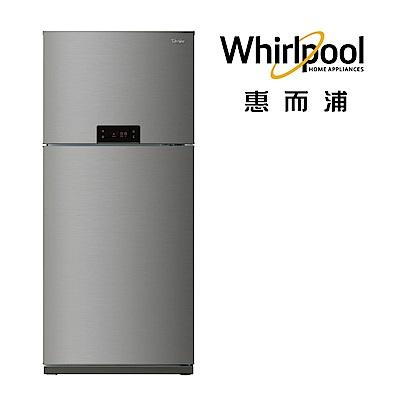 Whirlpool惠而浦 513L上下門冰箱 WDT218G(含基本安裝)
