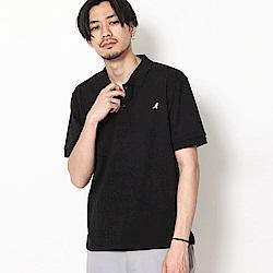 ZIP日本男裝 袋鼠款POLO衫短袖素色格紋(16色)
