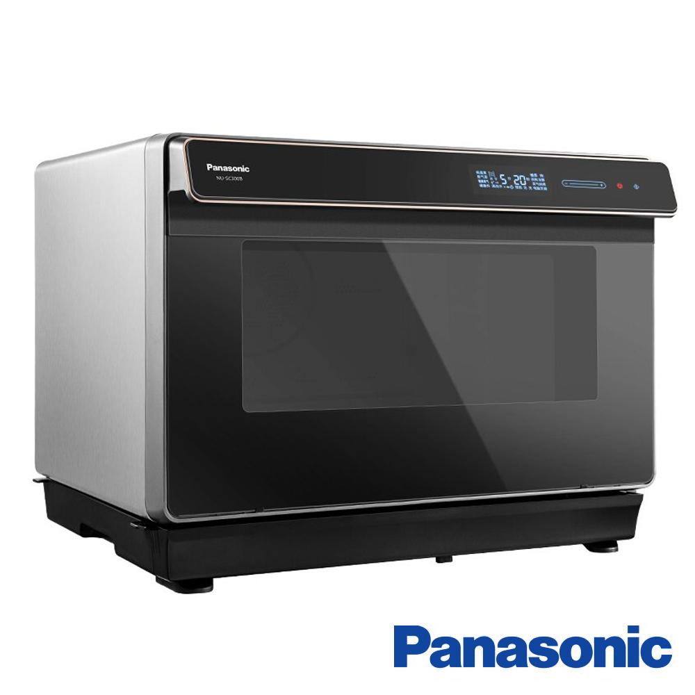 Panasonic 國際牌 30公升蒸氣烘烤爐 NU-SC300B