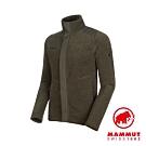【Mammut】Innominata 刷毛外套 男 綠鬣蜥 #1014-01470
