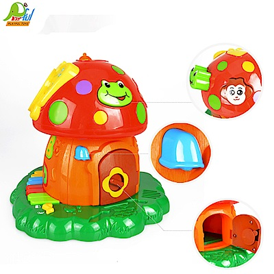 Playful Toys頑玩具趣味蘑菇屋