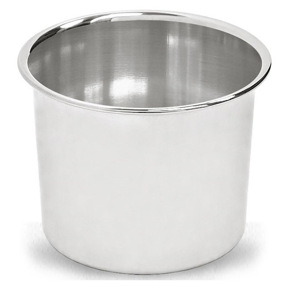 加厚正304不銹鋼味盅 調味罐打蛋盆-(快)