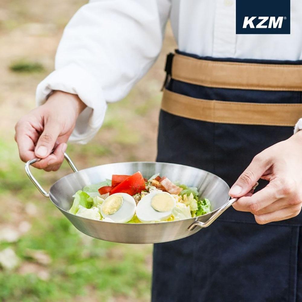 KZM 304不鏽鋼雙耳圓盤