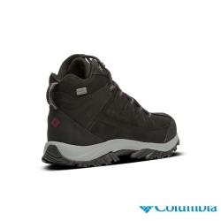 Columbia 哥倫比亞 男款- Outdry 高筒防水登山鞋-黑色 UBM55180
