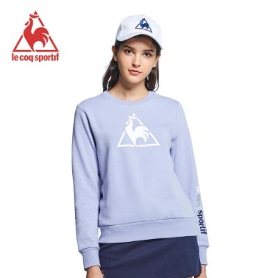 法國公雞牌圓領T恤 LWK2330323-女-星辰紫