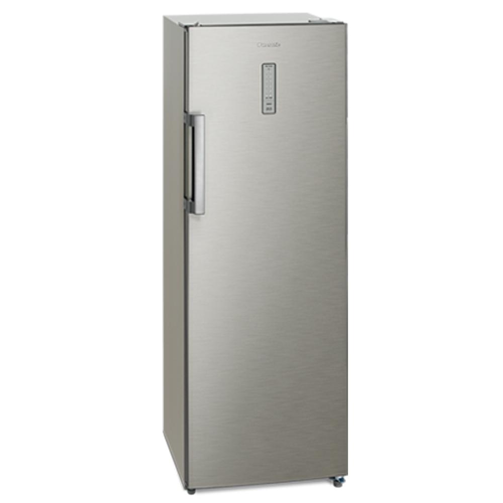 [館長推薦] Panasonic國際牌 242L 直立式冷凍櫃 NR-FZ250A-S