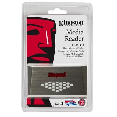 金士頓 Kingston FCR-HS4 讀卡機 USB3.0 UHS-II TF Micro SDHC