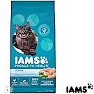 IAMS 愛慕思 健康優活 雞肉+火雞 室內成貓糧 3.5磅 2包組