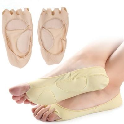 JHS杰恆社abe053新款春季五指船襪日本魚嘴防磨腳露趾船襪防滑吸汗隱形女薄襪
