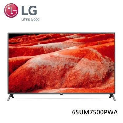 LG樂金 65型 UHD 4K物聯網液晶電視 65UM7500PWA