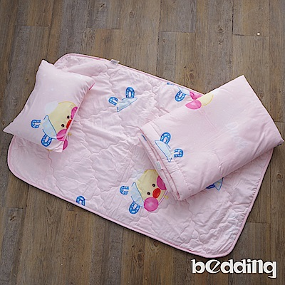 BEDDING-多款-幼稚園必備-3M專利+頂級天絲-兒童專用睡墊三件式