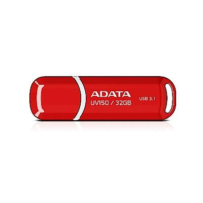 ADATA 威剛 UV150 32GB USB行動碟(紅色)