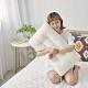 Adorar愛朵兒 針織水立方定型顆粒天然乳膠枕(1入) product thumbnail 1