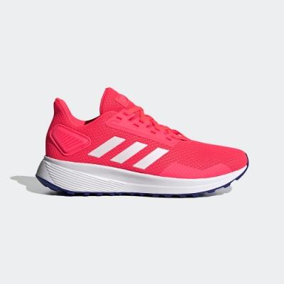 ADIDAS 慢跑鞋 訓練 運動鞋 童鞋 大童 粉 FV8823 DURAMO 9 SHOES