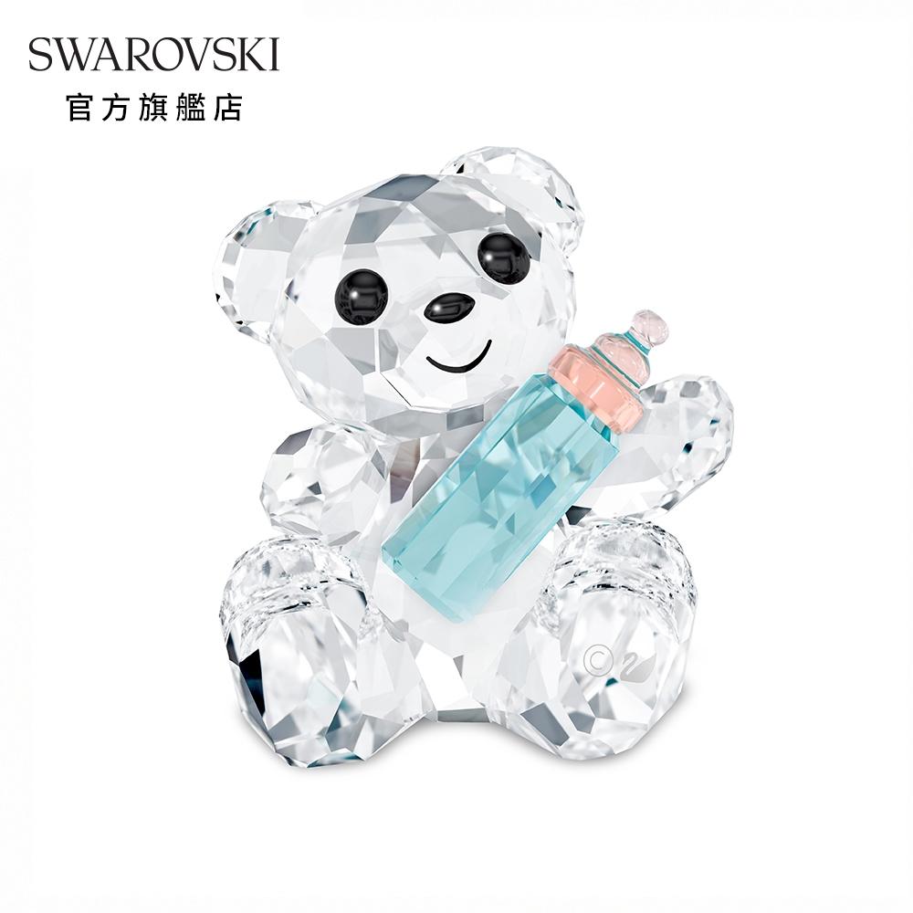 SWAROVSKI 施華洛世奇 MY LITTLE KRIS BEAR 寶寶水晶