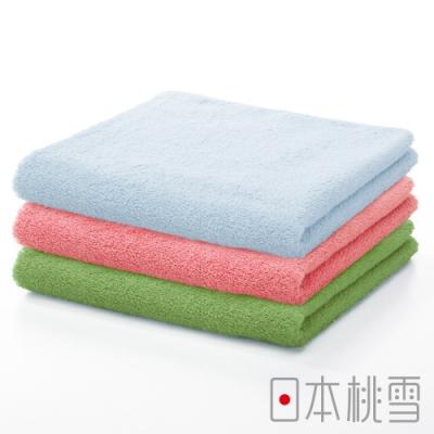(超值三件組)日本桃雪 日本製100%純棉飯店毛巾 [限時下殺]