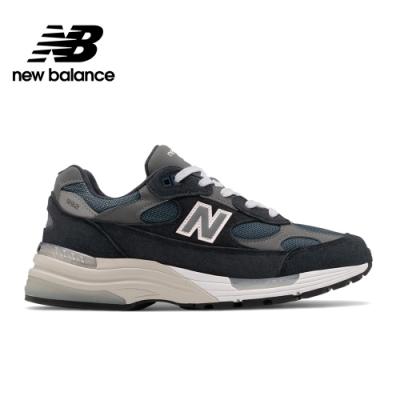 【New Balance】 復古鞋_中性_灰色_M992GG-D楦