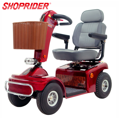SHOPRIDER TE-889N必翔電動代步車(P型把手款)