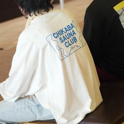 ZIP日本男裝 ZIP FIVE日系澡堂插畫長袖T恤(9色)