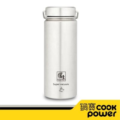 【鍋寶】316不鏽鋼內陶瓷保溫瓶560CC VBT-3656-1(快)