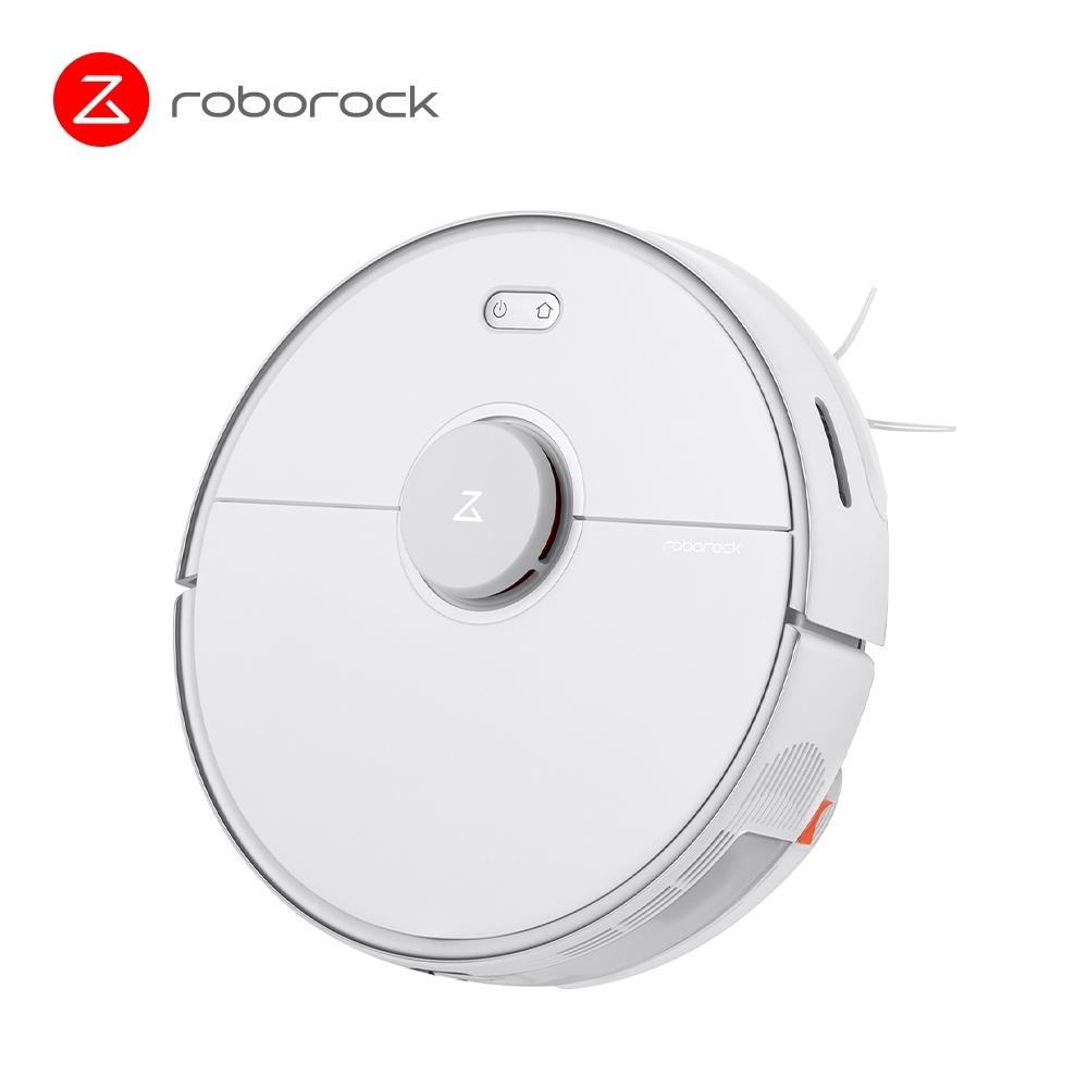 【Roborock 石頭科技】掃地機器人二代 S5 Max(白色)